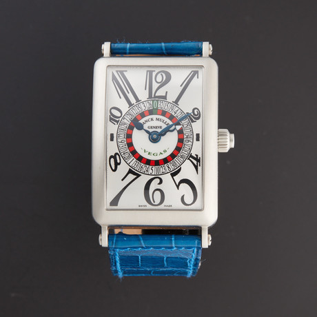 Franck Muller Long Island Automatic // 1250 VEGAS // New