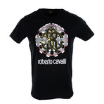 Graphic T-Shirt // Black (L)