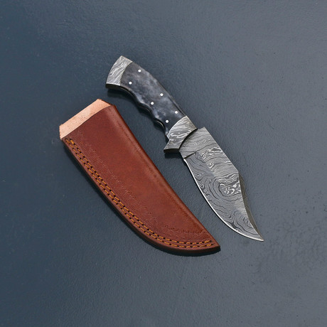 Damascus Tactical Knife // VK269