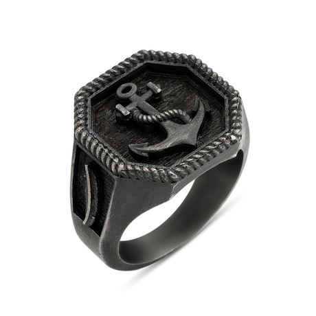 Anchor Ring (Size: 8)