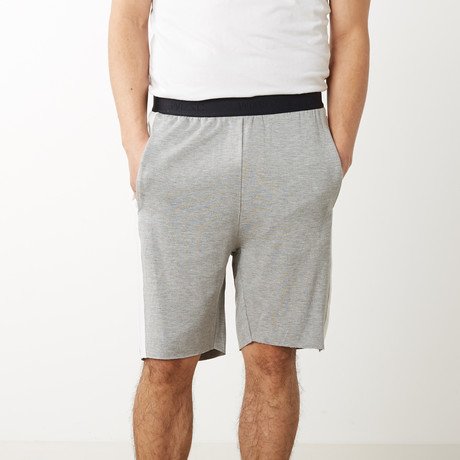 Sean Lounge Shorts // Heather Gray (S)