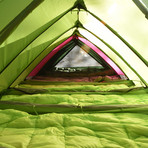 All-In-One Super Tent // Light Green (3 Season)