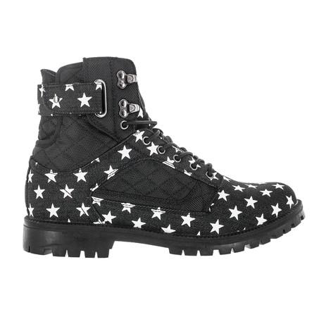 Atlas II Boots NS // Black + Star (US: 7)