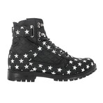 Atlas II Boots NS // Black + Star (US: 11)