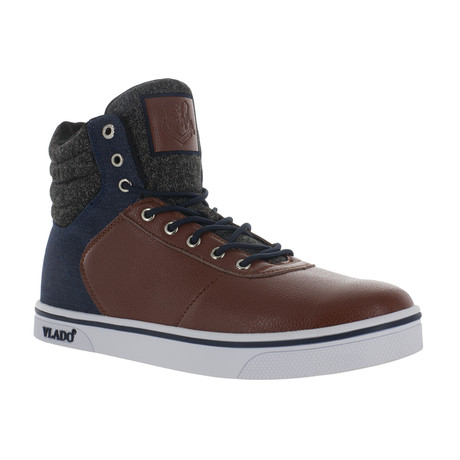 Milo 2 // Brown + Navy (US: 7)