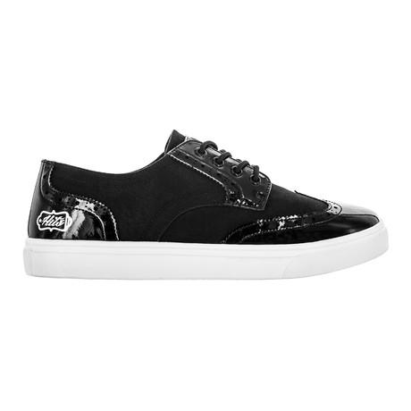 Hits II Sneaker // Black + White (US: 7)