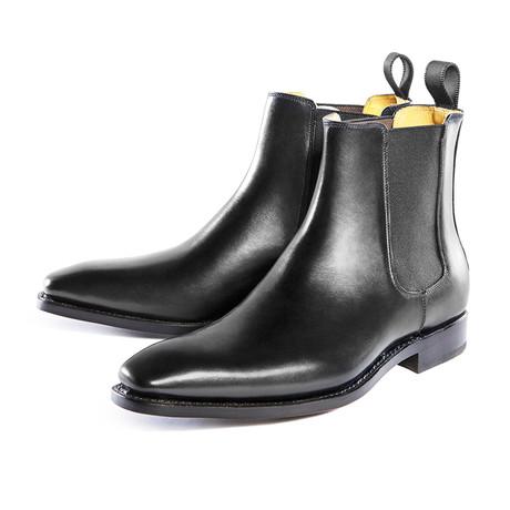 Americano Chelsea Boots // Black (US: 7)