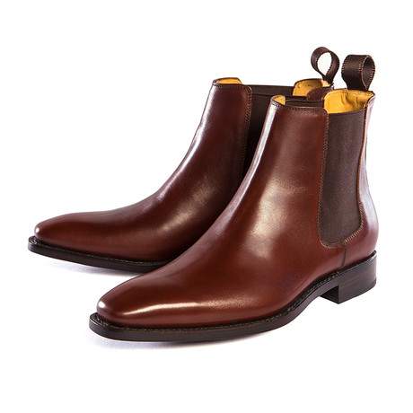 Americano Chelsea Boots // Brown (US: 7)