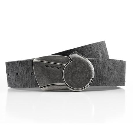 Aged Sundial Belt // Gray (32)