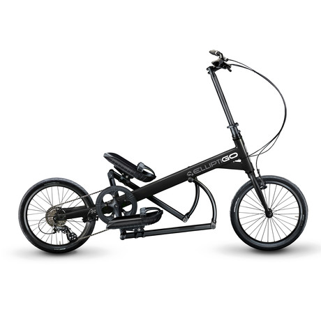 ElliptiGO Arc 8 // Black