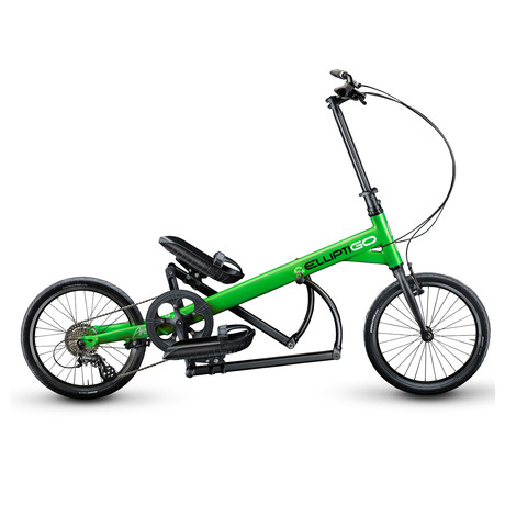 ElliptiGO Arc 8 // Green