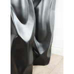 "Lux Textura I // 36"" (Black)"