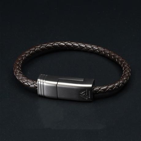NILS Solo // Dark Chocolate // Lightning (XS)