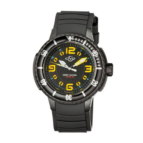GV2 Termoclino 1000M Diving Watch Quartz // 8903