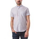 Rimsky Short-Sleeve Button Down // Gray (2XL)