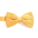Silk Bow Tie // Gold