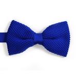 Silk Bow Tie // Elephant Blue