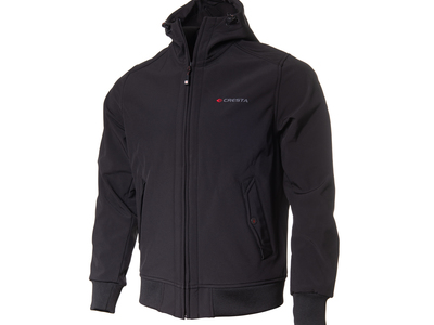 Photo of Cresta Innovative Outdoor Apparel Button-Pocket Zip-Up Jacket // Black (S) by Touch Of Modern