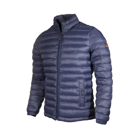 Lightweight Puff Jacket // Dark Blue (S)