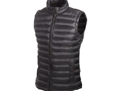 Photo of Cresta Innovative Outdoor Apparel Lightweigtht Puff Vest // Black (S) by Touch Of Modern