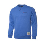 Basic Sweatshirt // Blue (S)
