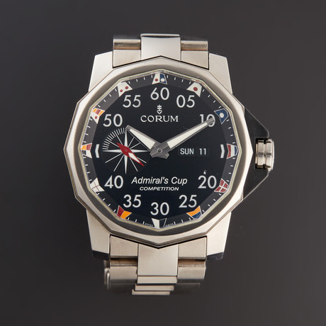 Corum Admirals Cup Competition Automatic // 947.931.04 // Pre-Owned