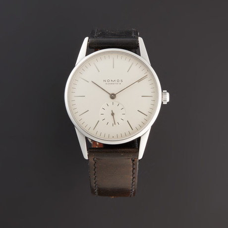 Nomos Modell Manual Wind // 7999 // Pre-Owned