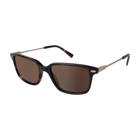 Reece Polarized Sunglasses // Tortoise
