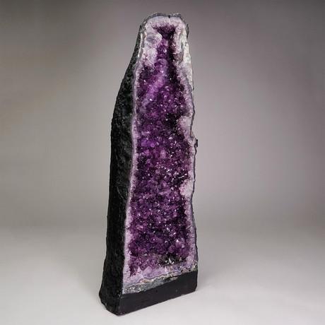 Amethyst Cluster Geode // Brazil