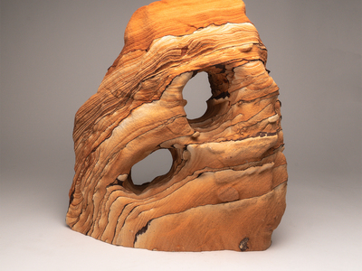 Photo of Astro Gallery Rare Crystal + Meteorite Displays Sandstone Arch Sculpture by Touch Of Modern
