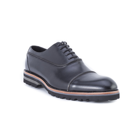 Bolton Shoe // Black (US: 8)