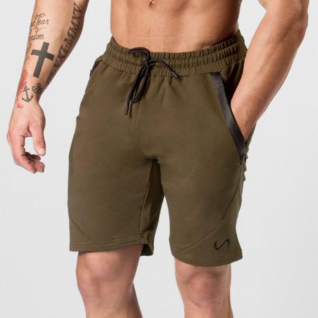 Iron Shorts // Military (S)