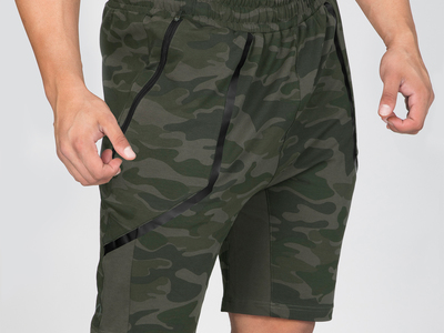 Photo of TLF Apparel Athletic Tanks, Hoodies, & Shorts Linear Shorts // Camo (S) by Touch Of Modern