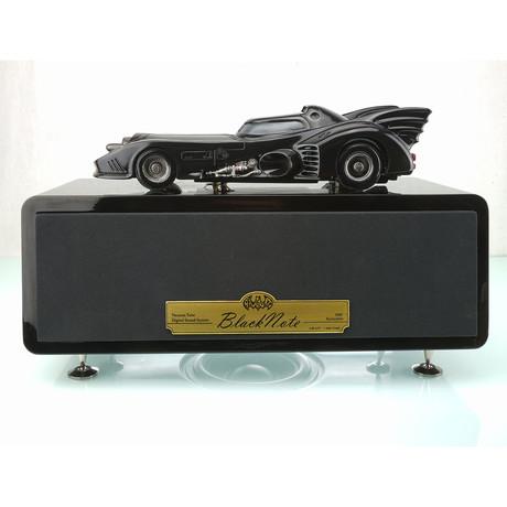 Black Note // 1989 Batmobile Vacuum Tube Digital Sound System