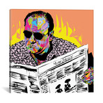 "Tony Soprano (18""W x 18""H x 0.75""D)"