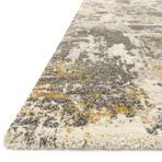 "Landscape Rug // Granite (2' 2.4"" x 7' 7.2"")"