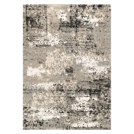 "Viera Rug // Gray (2' 4.8"" x 7' 7.2"")"