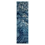 """Dreamscape Rug // Indigo + Blue (1'10.8"""" x 3')"""