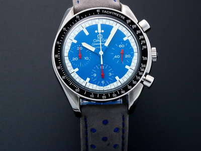 Photo of Prominent Timepieces Astoundingly Stylish Watches Omega Speedmaster Chronograph Automatic // 38101 // Pre-Owned by Touch Of Modern