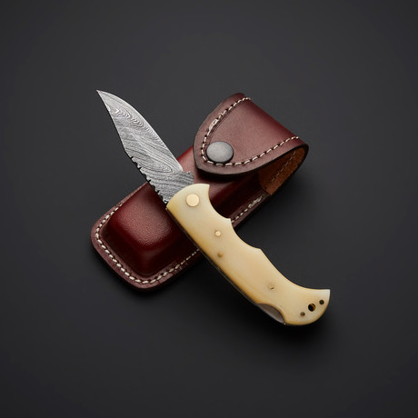 Pocket Folding Lock Back Knife // 2377