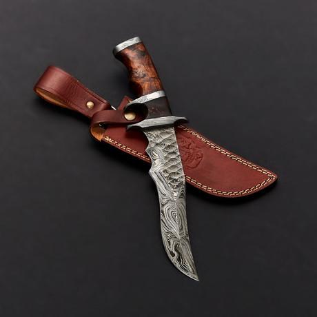 Subhilt Bowie Knife // BK0262