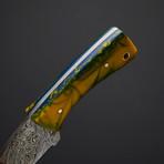 Damasucs Skinner Knife // HK0287