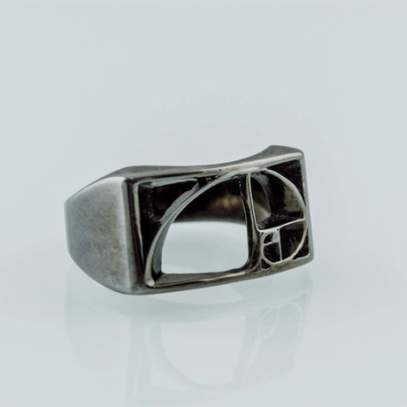 Black Series // Golden Ratio Ring (5)