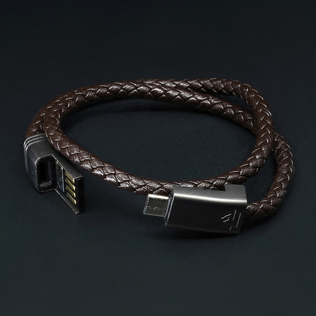 NILS Duo // Dark Chocolate // USB C (S)