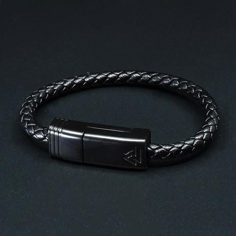 NILS Solo // Ninja Black // Micro USB (XS)
