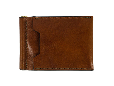 Photo of Time Resistance Superb Leather Bags + Accessories Tom Jones Leather Money Clip Wallet // Brown by Touch Of Modern