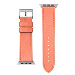 Milano Watch Strap // Coral // 42-44mm