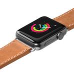 Safari Watch Strap // Tan (38-40mm)