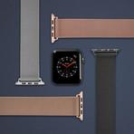 Steel Loop Watch Strap // Gold // 38-40mm