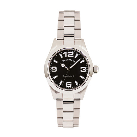 Bernhardt Binnacle Anchor III Automatic // ANCHIIIBLK